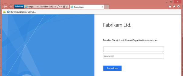 Publishing Outlook Web App over Web Application Proxy with