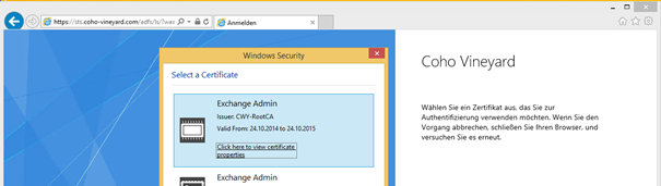 Exchange 2013: Restrict external access to Exchange Admin Center
